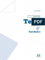 Upgrade 8 Test book 1