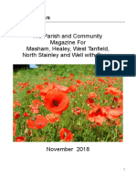 parish magazine november 2018