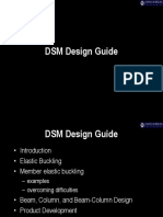 AISI DSM Design Guide Schafer Version