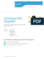 Listening With Empathy (1)