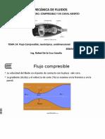 Tema 14 Flujo Compresible