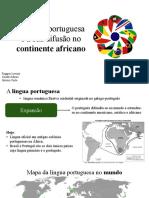 La Lingua Portoghese in Africa