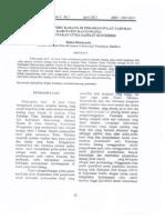 V1N1 p087 p100 Analisis Pengembangan Kawasan Pesisir Berbasis Mitigasi Sea Level Rise Kenaikan Muka Air Laut Studi Kasus Kawasan Kota Lama Makassar