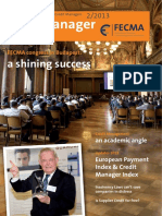 CreditMangerEurope Number 4 - 2013
