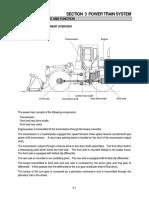 Transmission Powershift Hl750