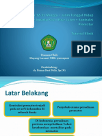 Presentasi Tutorial Klinik
