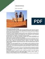 A Construção Com Terra Em Portugal