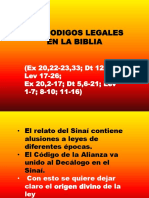 2 Los Códigos Legales Enla Biblia