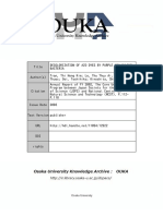 Decoloization of Azo Dyes by Purpule Non_sulfur Bacteria