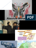 intro to absolute monarchs