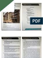 Avenue Economic Impact Analysis