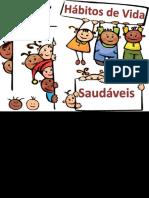A Estilos Vida Saudável Pré e 1ºC AE Daniela - Andreia