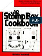 The Stompbox Cookbook