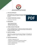 Perfil de Proyecto de Titulación Impr