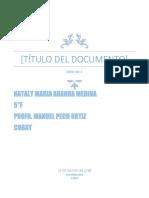 ensayo de las normas de conducta.docx