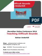 A. Underhill - Teaching Difficult Sounds.pdf