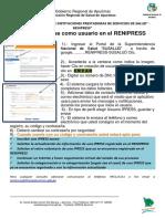 Requisitos Para Comunicacion Inicio Actividades y Categorizacion