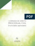 I Jornada Direito Processual Civil