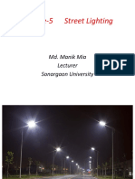 L-5 Street Lighting