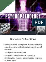 Psychopathology 2