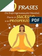 20 Frases Para o Sucesso e a Prosperidade