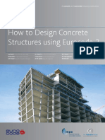 How to Design Concrete Structures Using EC2