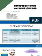 Monografia TDAH y T. Disocial