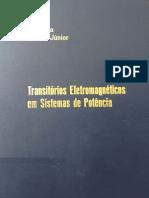 Transitórios Eletromagnéticos Em Sistemas de Potência - Zanetta Junior