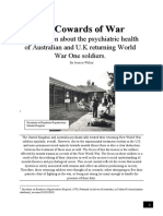 The Cowards of War