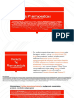 Mumbai-based-Taj Pharmaceuticals Limited — Background, Organization, Products, Core Belief and Prospects