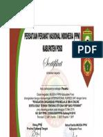 sertifikat PPNI