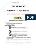 MANUAL DE NVU. cap 5