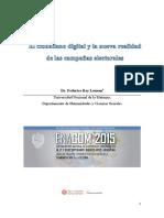 El Ciudadano Digital y La Nueva Realidad de Las CampanÞas Electorales