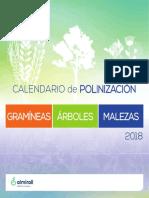 Calendario polinización