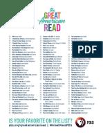 TGAR_BookChecklist