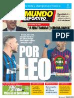 24-10 Mundo Deportivo HQ