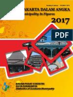 Kota Surakarta Dalam Angka 2017
