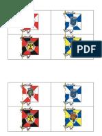 Cartoes Bingo Das Bandeiras