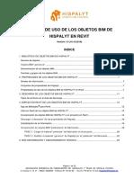 Manual Uso Objetos BIM Hispalyt Para Revit 2018 10