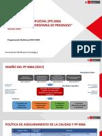 DOC 1 Programa Presupuestal 066 - Refer 1