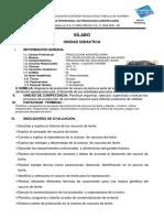 Sylabo Vacuno Lechero 2018