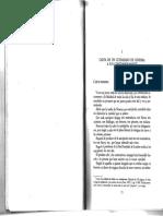 Carta de Un Ciudadano de Ginebra a Sus Contemporáneos