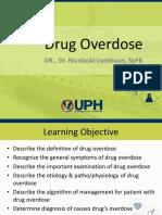 Drug Over Dose 2016
