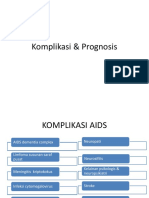 Komplikasi & Prognosis Hiv