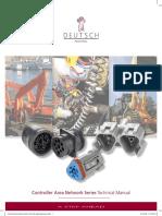 Deutsch Controller Area Network Series Technical Manual