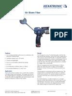 28701 Ltt1792011 Installation Tool for Air Blown Fiber
