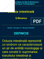 Ocluzia Intestinal 259 Anul IV