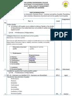 BA5107-Total Quality Management Part A2018