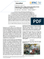 Modeling With Fault Integration of the Cooling and the Lubricating Systems