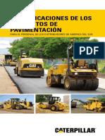 TIPOS DE PAVIMENTACIÓN